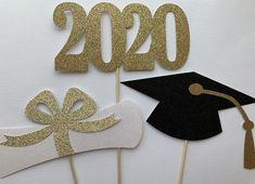 Excited to share this item from my shop: 2020 Graduation centerpiece sticks Preschool Graduation, Graduation Party Decor, Grad Parties, Graduation Centerpiece, Graduation Cupcake Toppers, Graduation Ideas, Graduation Gifts, Party Favor Tags, Party Favors