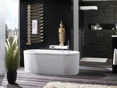 stalowa wanna, aranżacja łazienki, ekskluzywna łazienka, wygodna kąpiel, kąpiel, Steel bathtub, bathroom design, bathroom exclusive, convenient bath, bathing, Find us on:  www.lazienkizpomyslem.pl & www.facebook.com/lazienkizpomyslem