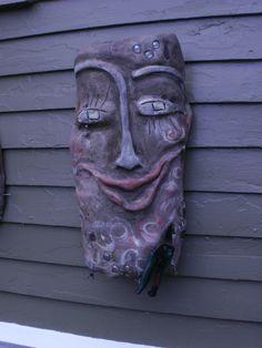 garden tool holder, by Alexandra Higgins, 2012