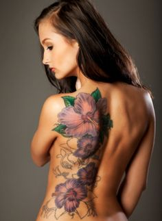 flower tattoos for women | ... flower tattoo designs 2 Beautiful And Attractive Tattoos For Women
