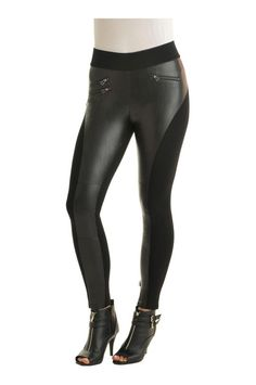 Moto Legging - Nygard Slims - SLIMS lift, shape