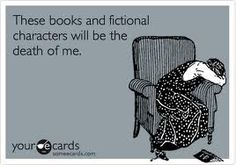 Too true!! Too many late nights finishing these books! Oh Hunger Games