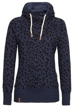 Naketano WILD MANDY II - Hoodie - blue for £38.00 (03/11/14) with free delivery at Zalando