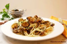 Raccolta ricette primi piatti di pesce