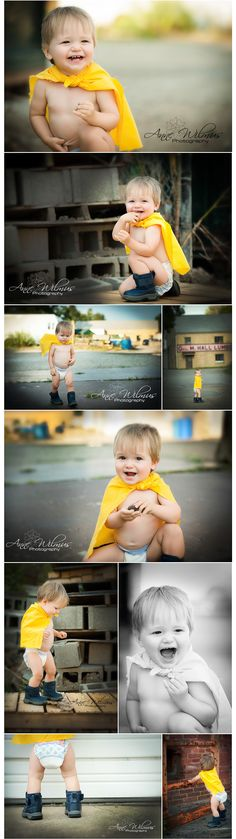 My Superhero, Brayden! South Hills Pittsburgh Baby and Toddler Photographer