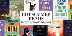 Smart, satisfying and un-putdownable reads from the best female novelists writing today.
