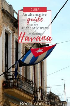 How about experiencing the Cuban capital in a more authentic way? This guide takes you through everyday life and customs of the dusty streets of Havana. Havana Vieja, Havana Cuba, Group Travel, Family Travel, Amazing Destinations, Travel Destinations, Latin America, South America, Australia Travel