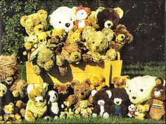 And More Teddy Bears!  :)