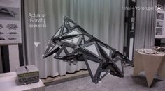 Shape-Shifting Architecture: Material Morphs with Heat