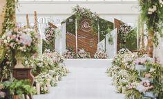 东方新娘婚礼机构-成都希尔顿酒店 轻复古,雏菊盛开时-真实婚礼案例-东方新娘婚礼机构作品-喜结网