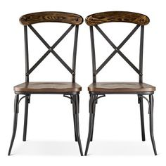 Bralton Dining Chair - Set of 2 - The Industrial Shop™, $180 for 2