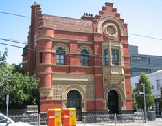 FORMER SOUTH YARRA POST OFFICE SOHE 2008 Historical Architecture, Romanesque, Post Office, Public, Mansions, House Styles, Building, Places, Travel
