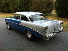 Chevrolet : Bel Air/150/210 BEL AIR