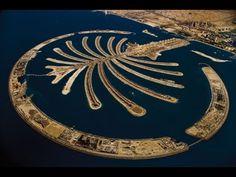 Obras Incríveis - Ilhas Artificiais de Dubai