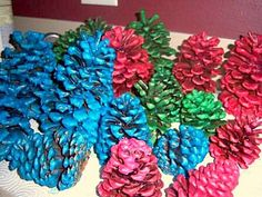 how to make wax covered pine cones , christmas decorations, crafts, gardening, home decor, how to, woodworking projects