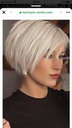 Edgy Short Hair, Short Hair With Layers, Short Hair Cuts For Women, Short Hair For Round Face Plus Size, Choppy Bob Hairstyles, Bob Hairstyles For Fine Hair, Long Pixie Haircuts, Medium Hair Styles, Short Hair Styles