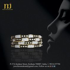 Fashion is not something that exists in dresses only , It is in the way you add accessories to your style . . #MukundJewellers #NewDesigns #Designer #Necklaces #Rings #Earrings #Bangles #NosePins