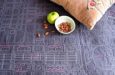 Favorite Thing: Soft-Map Quilts from Haptic Labs