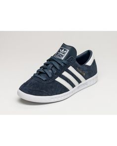 Adidas Shoes Dark Blue