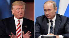 Donald Trump heaps praise on Russian President Vladimir Putin as he and rival…