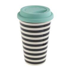 J.Crew - Ceramic travel coffee cup