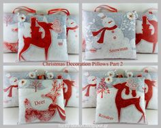 I want to make these designs on glass blocks with snow inside and lights. Crafts To Do, Christmas Projects, Holiday Crafts, Holiday Fun, Diy Crafts, Christmas 2014, Winter Christmas, Christmas Decor, Christmas Ideas