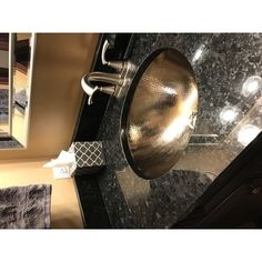 Sinkology Edison Dual Mount Oval Bath Sink in Hammered Nickel - Silver