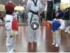 ★ Fiery Red ★ Most Intense Taekwondo Fight Ever  https://www.facebook.com/video.php?v=1111701218846236&set=vb.776792315670463&type=2&theater