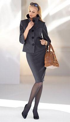 Lady In Grey On Pinterest Grey Dresses Grey And Grey Fashion
