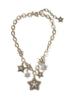 Celestial Statement Necklace
