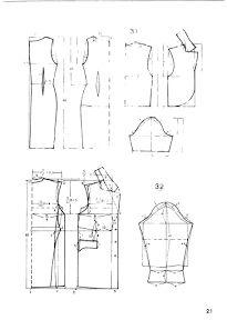 1996 professional wear/white-collar beauty (Chinese method of pattern making) - SSvetLanaV - Веб-альбомы Picasa