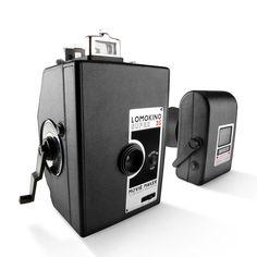 Lomokino With Lomokinoscope