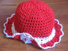 Lana e Cotone (maglia e uncinetto): Cappelli