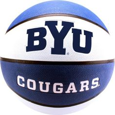 Purchase the Baden BRSK7-2400 NCAA BYU Cougars Collegiate Deluxe Oficial Dimensions Rubber Basketball - buy securely on Competitive Edge Products, Inc today.