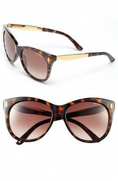 c82f7f09ef9 Jimmy Choo  Ally S  56mm Retro Sunglasses (Nordstrom Exclusive) available at