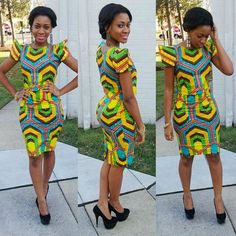 Check Out Latest Ankara Styles and Dresses >>> http://www.dezangozone.com