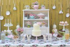 Beautiful Tea Party Ideas www.piccolielfi.it