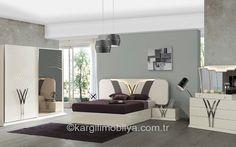 Calming Yatak Odası Takımı  >> http://www.kargilimobilya.com.tr/Calming-Yatak-Odasi-Takimi,PR-8962.html