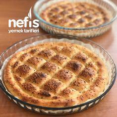 Ramazan Pidesi (Yoğurtla Yapılan Ekşi Mayadan) - Nefis Yemek Tarifleri Apple Pie, Dinner, Desserts, Food, Breads, Dining, Tailgate Desserts, Bread Rolls, Essen