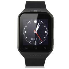 "ZaoYi Bluetooth S8 Smart Uhr Unterstützung 1,54 ""Android 4.4 MTK6572 Dual Core 3G GPS Wifi 2,0 Mt Kamera Smartwatch PK GT08 DZ09 U8 //Price: $US $118.20 & FREE Shipping //     #meinesmartuhrende"