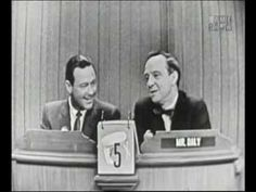 William Holden on What's My Line?