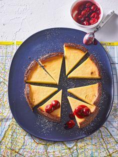 New York Cheesecake, ein sehr schönes Rezept aus der Kategorie Kuchen. Bewertungen: 9. Durchschnitt: Ø 4,2.
