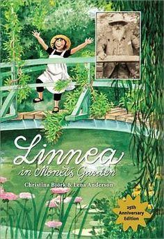 Linnea in Monet's Garden - Christina Bjork