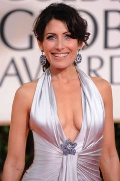 House Star Lisa Edelstein Poses Nude On A Bed Scudzy  C2 B7 Celebrities Mature