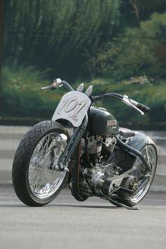 Krugger Motorcycle Harper