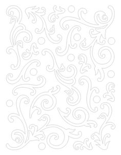 Momenta print your own stencils template Stencils, Stencil Templates, Stencil Patterns, Stencil Designs, Quilt Patterns, Silhouette Cameo, Beaded Embroidery, Embroidery Patterns, Kirigami