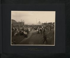 Canadian National Exhibition, 1905 National Archives, Us Images, Toronto, Past, Polaroid Film, Feelings, Movie Posters, Pictures, Photos