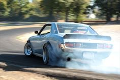 #featurethis: Beams-powered '73 Celica Drift Car
