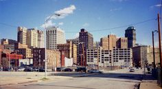 Urban Regeneration - USA Detroit Phoenix Crucible Detroit USA - US Economic National Security Case