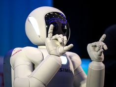 [VIDEO] Watch the Astounding Dexterity of Honda's Dancing Humanoid #Robot; WOW!!!